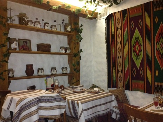 Ресторан Тарас Бульба - фотография 11