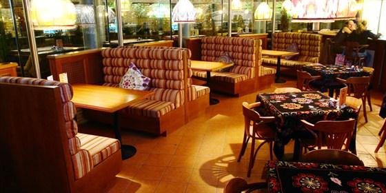 Ресторан Восток Story - фотография 3 - Первый этаж ресторана