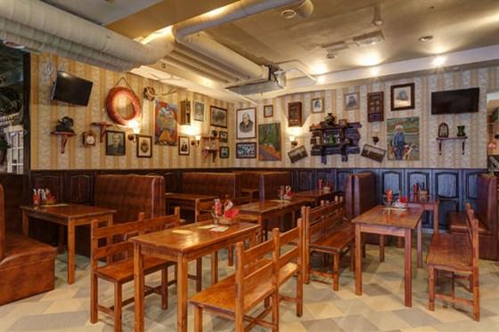 Ресторан Золотая вобла - фотография 5
