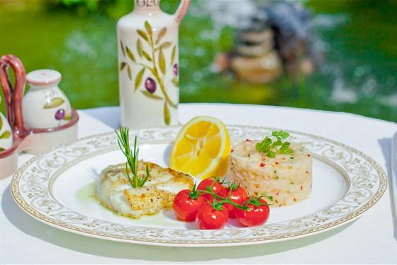 Ресторан Di campagna - фотография 12 - летние блюда