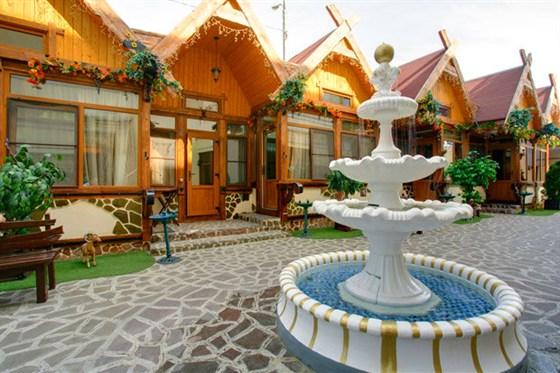Ресторан Шахин-шах - фотография 8 - Фонтан