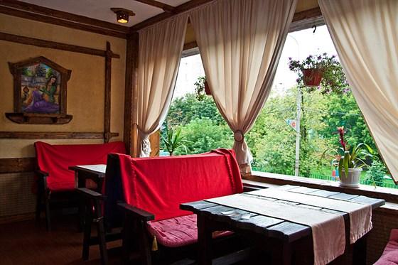 Ресторан Хамса - фотография 29