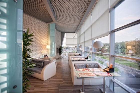 Ресторан Сушимин - фотография 1 - ТРЦ Фантастика. Новый СУШИМИН. Открыт с 23 сентября 2011 года ул. Родионова 187, 2 этаж, слева от зоны фуд корта