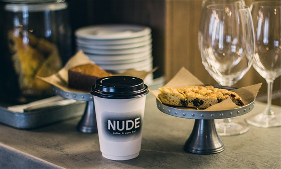 Ресторан Nude. Coffee & Wine Bar - фотография 1