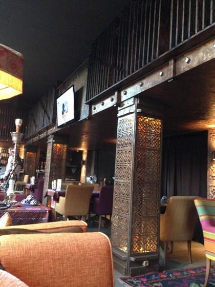 Ресторан Тюбетейка - фотография 10 - интерьер