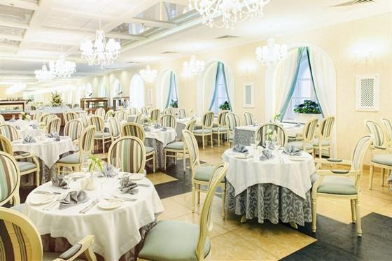 Ресторан Le restaurant - фотография 3 - Ресторан Le Restaurant