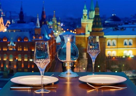 Ресторан O2 Lounge - фотография 13 - Романтический ужин в O2 Lounge