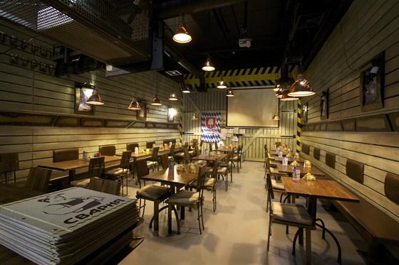 Ресторан Сварня - фотография 6 - Интерьер ресторана №2
