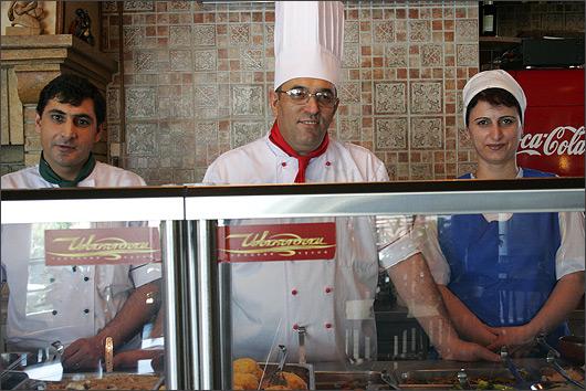 Ресторан Шыкыдым - фотография 2
