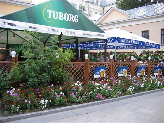 Ресторан Замоскворечье - фотография 3
