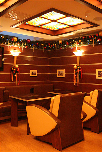 Ресторан Метро - фотография 10