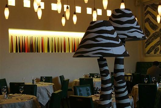 Ресторан Зебра-сквер - фотография 3