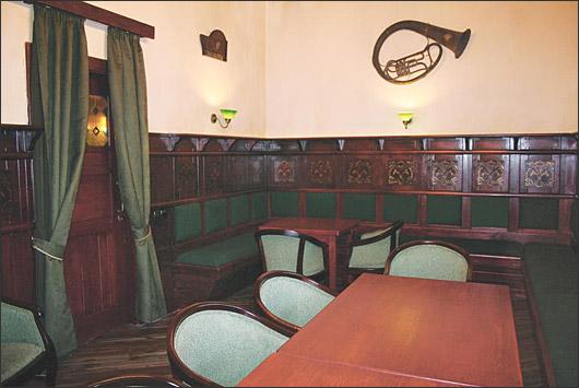 Ресторан Pan Smetan - фотография 2