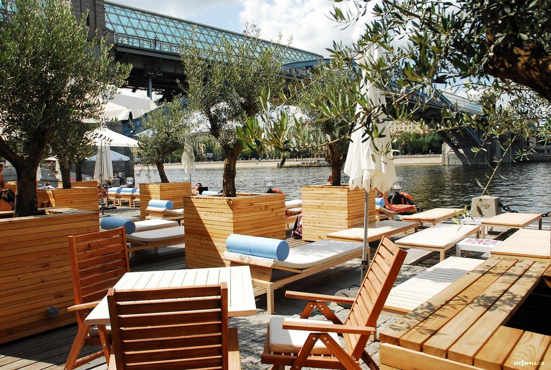 Ресторан Оливковый пляж - фотография 3