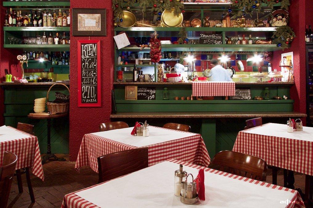 Ресторан Chez maman - фотография 10