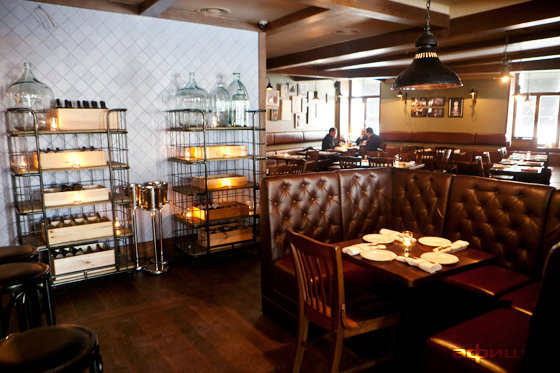 Ресторан Far Rockaway - фотография 10