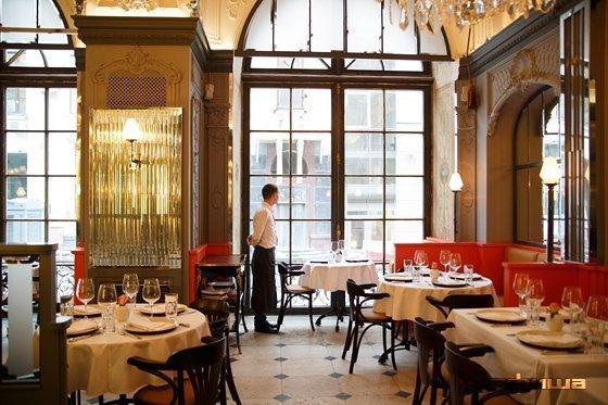 Ресторан Brasserie Мост - фотография 5