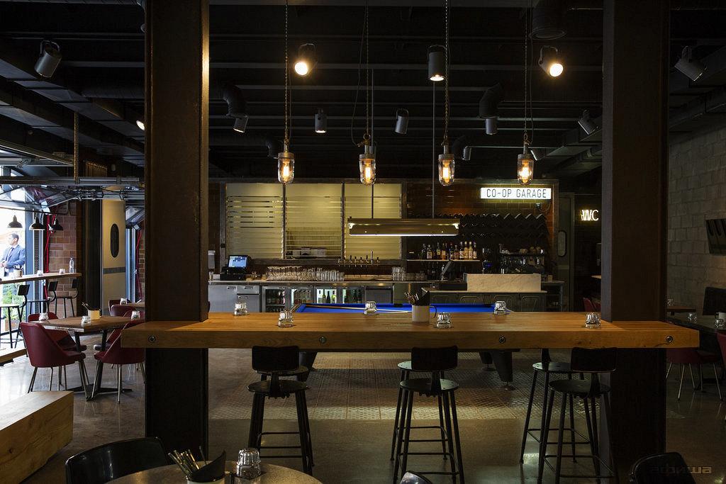 Ресторан Co-op Garage - фотография 4