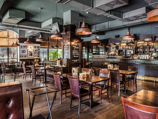 Ресторан Goodman - фотография 13