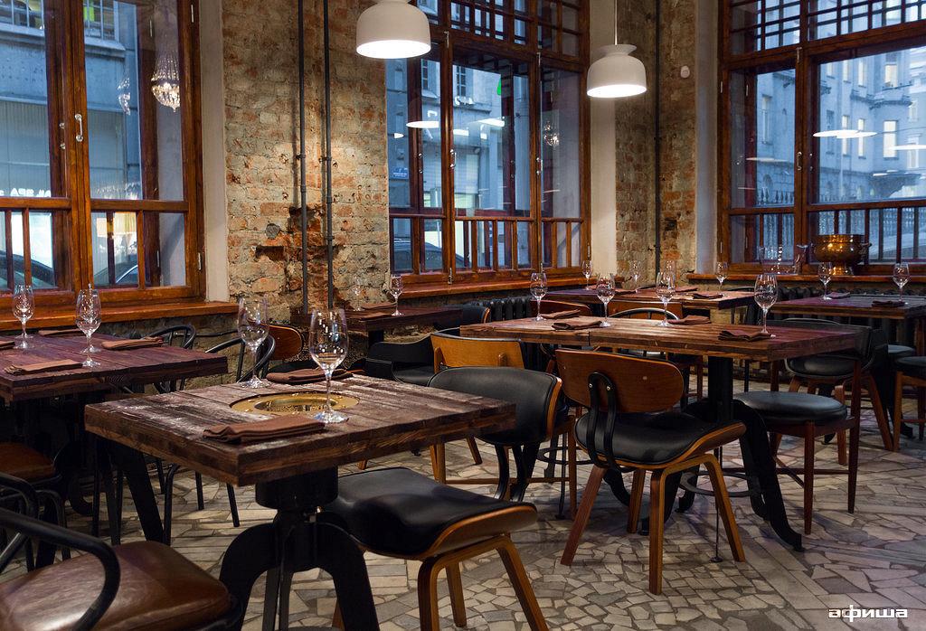 Ресторан Hamlet + Jacks - фотография 12