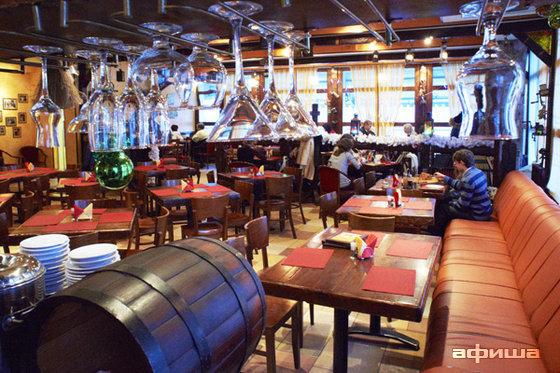 Ресторан Biblioteca - фотография 2