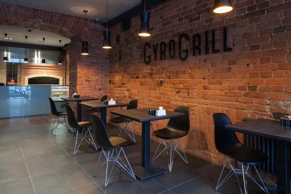 Ресторан Gyro Grill - фотография 9