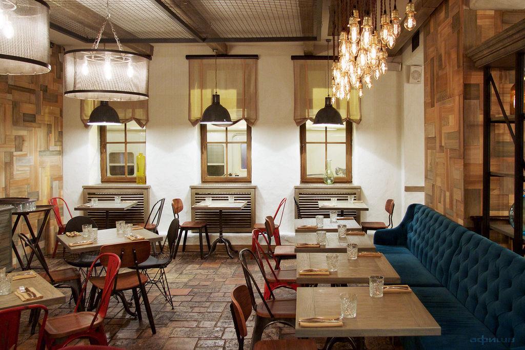 Ресторан Утки и вафли - фотография 10