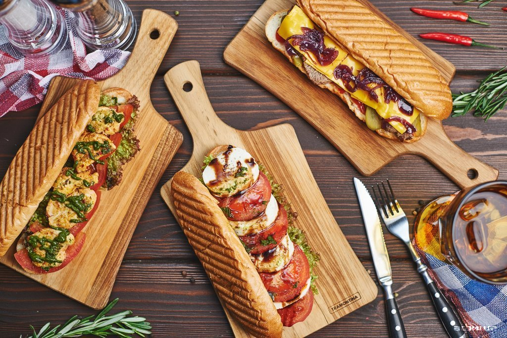 Ресторан Галки Diner & Bar - фотография 1