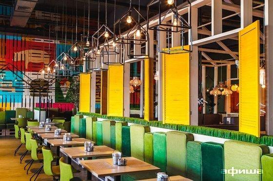 Ресторан Green Villa Pizza - фотография 11