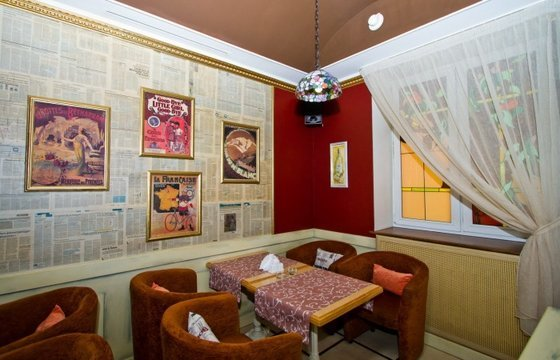 Ресторан Крепери франсез - фотография 8