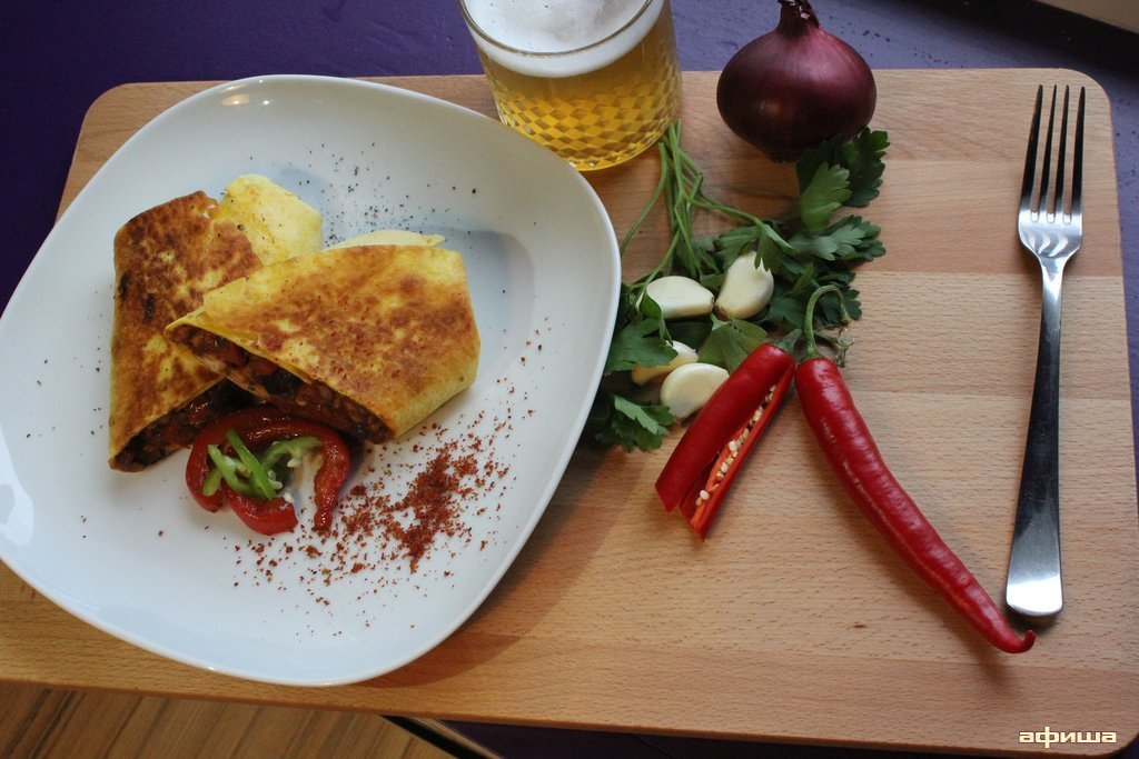 Ресторан Экивоки - фотография 1