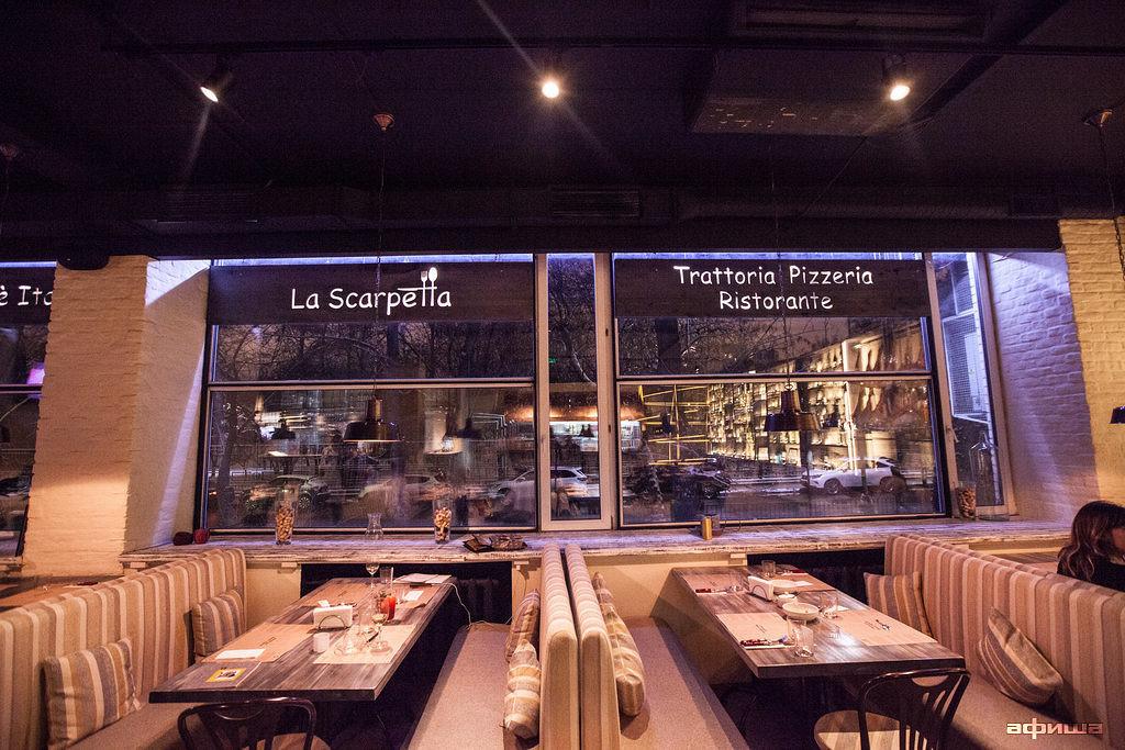 Ресторан La scarpetta - фотография 29