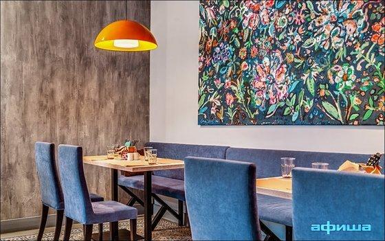 Ресторан Why Not Café - фотография 3