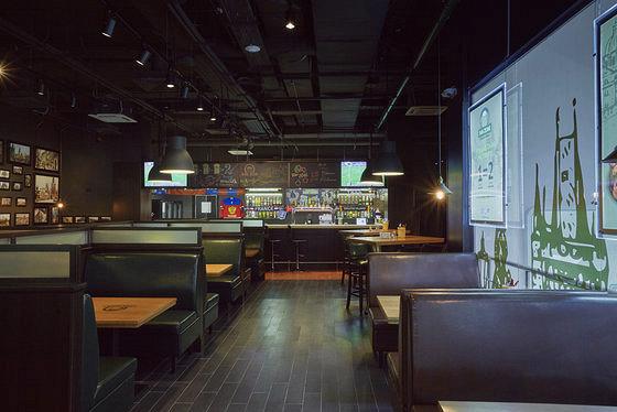 Ресторан Fan Zone - фотография 11