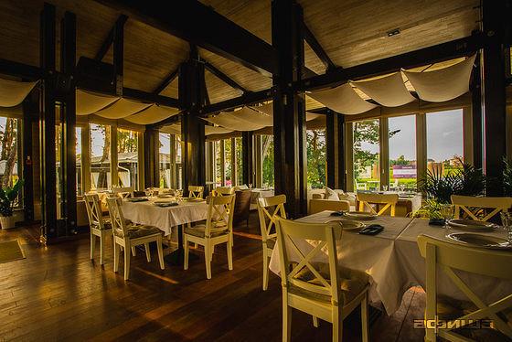 Ресторан The River Café - фотография 22