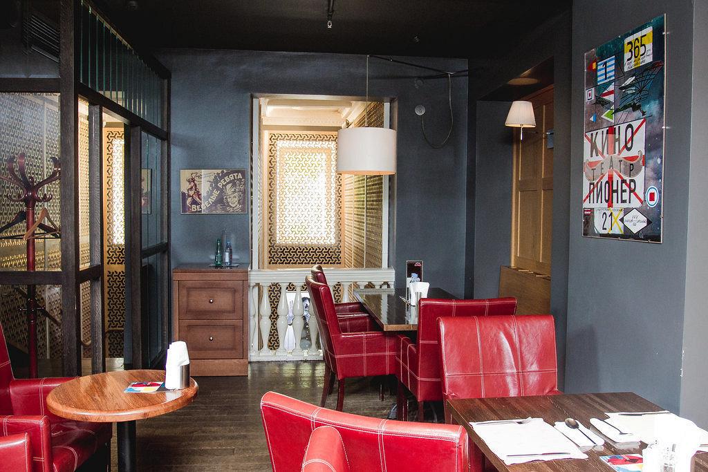 Ресторан Пион - фотография 32