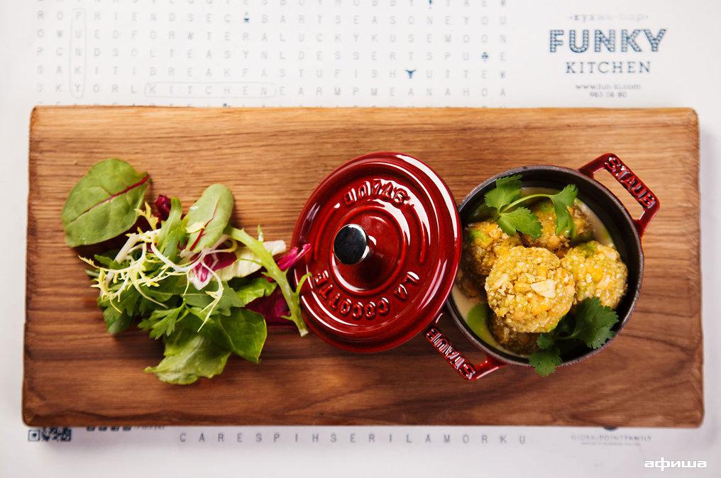 Ресторан Funky Kitchen - фотография 12