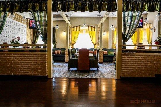 Ресторан Kinza - фотография 5