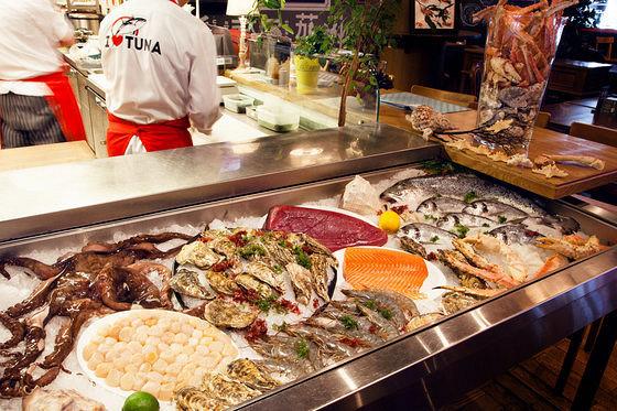Ресторан Food Market 21 - фотография 15