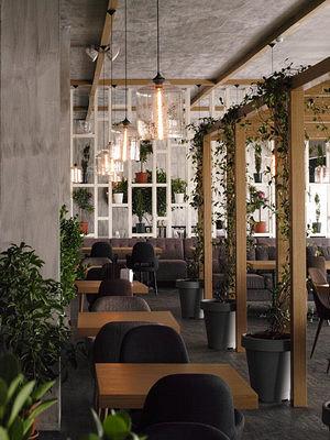 Ресторан The Box by Primorskaya - фотография 16