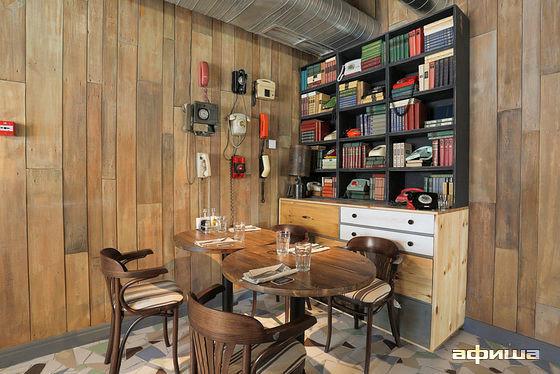 Ресторан Альбатрос - фотография 9
