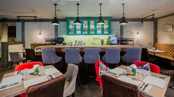 Ресторан Twin Pix - фотография 8