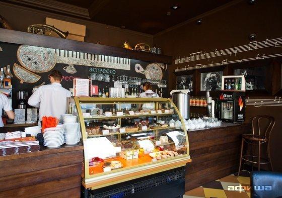Ресторан Питькофе: Джаз - фотография 7