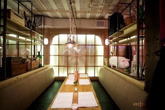 Ресторан Vinograd - фотография 10