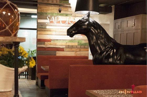 Ресторан Saperavi Café - фотография 10