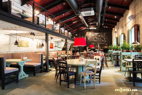 Ресторан Хачапури - фотография 16
