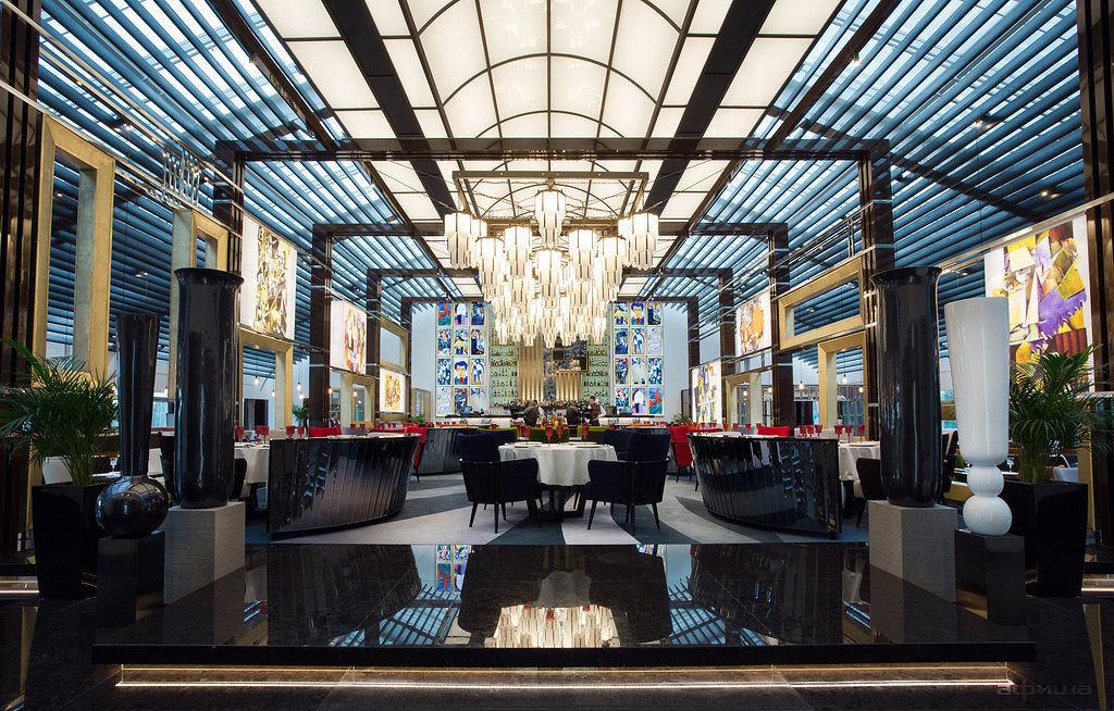 Ресторан Блок - фотография 15