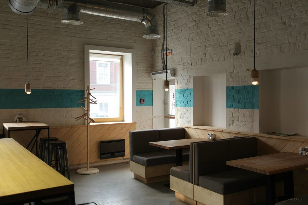 Ресторан HUB Café - фотография 5