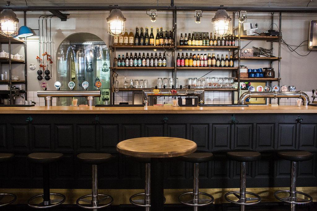Ресторан Ozland Bar - фотография 24