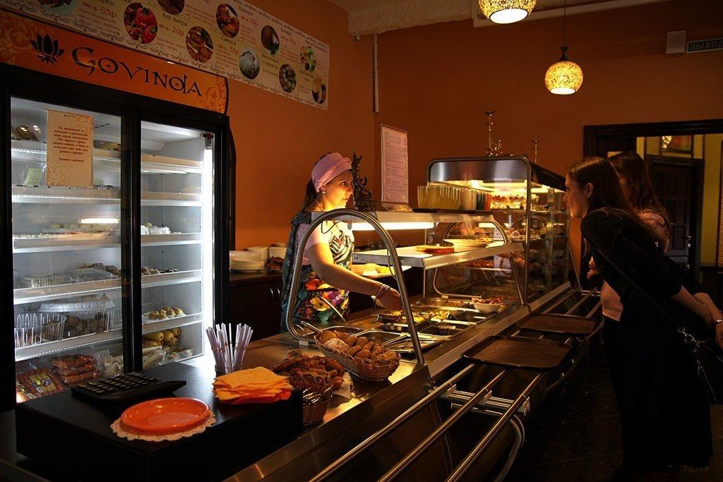 Ресторан Govinda - фотография 2